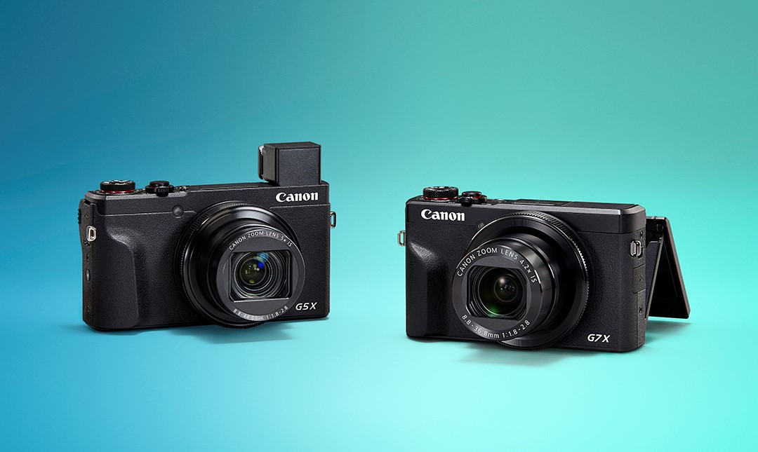Canon Fuels Creative Expression for Vietnamese Vloggers with Pocket-Friendly PowerShot G5 X Mark II and PowerShot G7 X Mark III