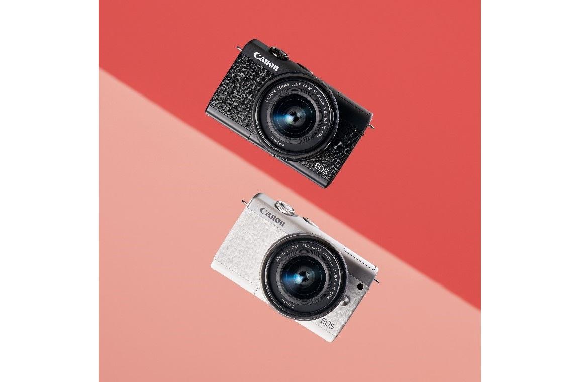 """Canon EOS M200 – Chiếc máy ảnh dành cho mọi người, chụp đẹp, quay """"mướt"""" và chia sẻ dễ dàng lên mạng xã hội."""