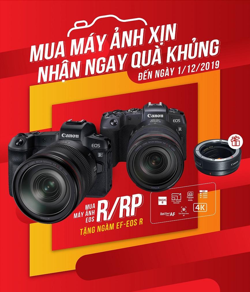 Trang chủ - Canon Vietnam