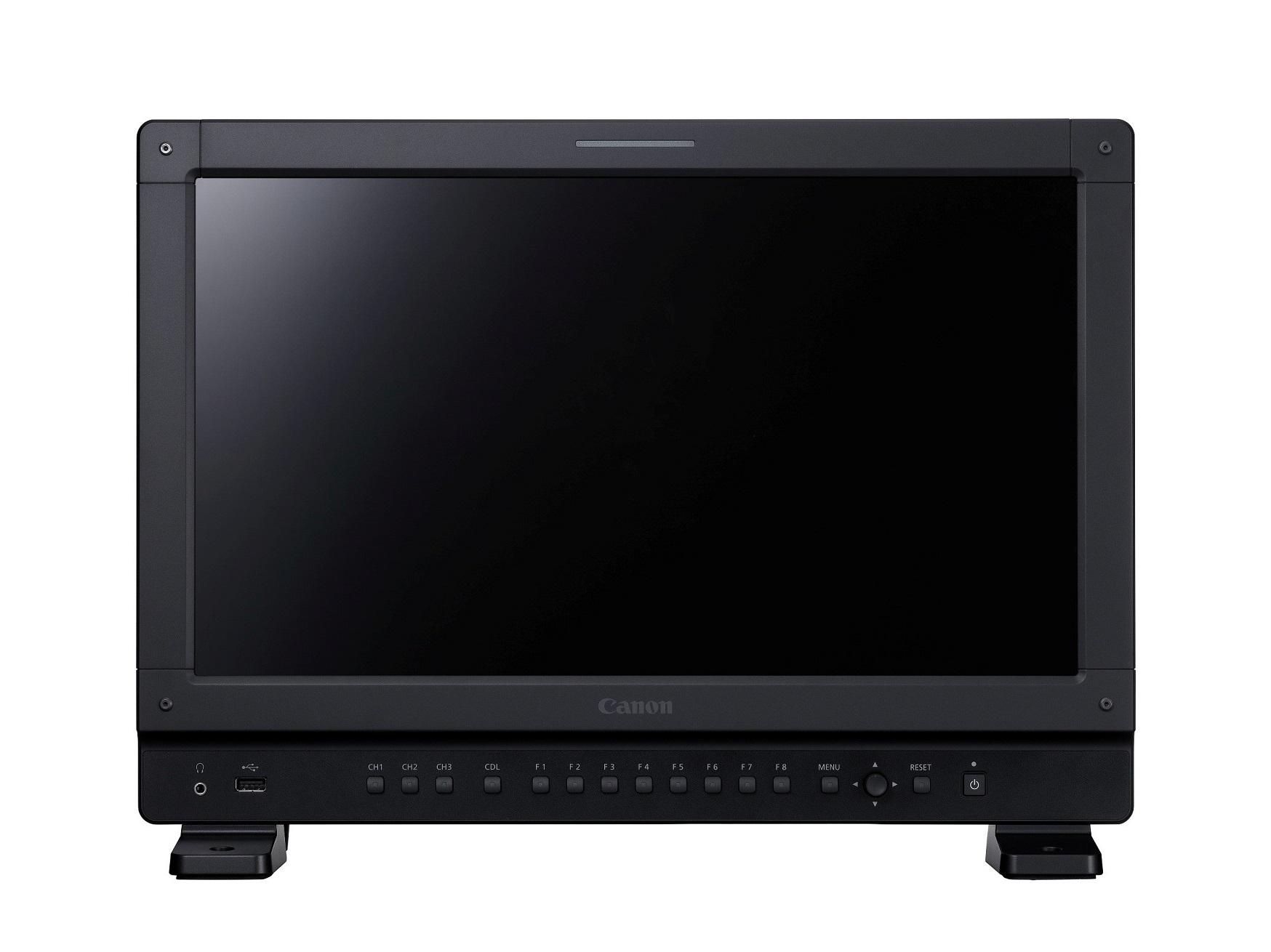 Canon thông báo về phần cập nhật firmware có tính phí cho hai model màn hình 4K chuyên nghiệp DP-V1710 và DP-V1711 giúp nâng cao độ sáng