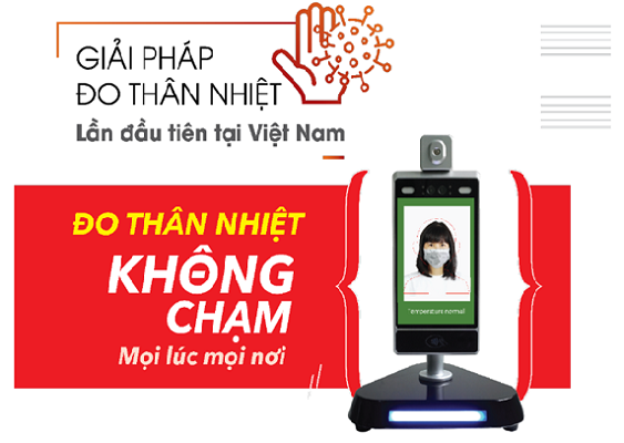 CANON MARKETING VIETNAM LAUNCHES ALL-IN-ONE SOLUTION FOR SAFE ENTRY TO RETAIL AND OFFICES