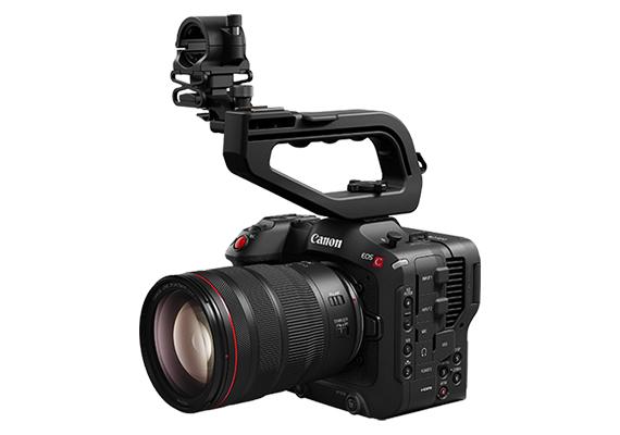 Canon thông báo ra mắt EOS C70,  chiếc máy quay đầu tiên thuộc dòng Cinema EOS có trang bị ngàm RF