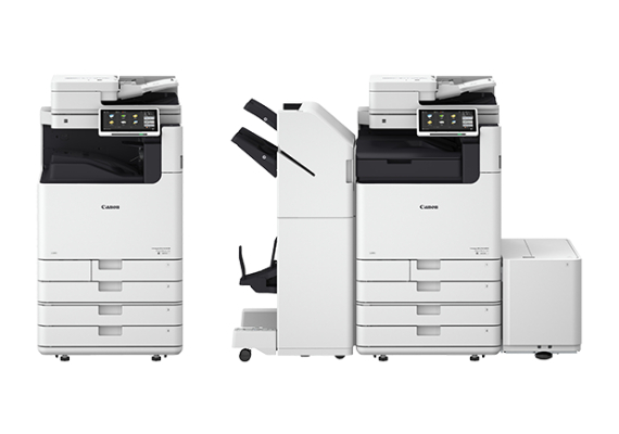 New Canon imageRUNNER ADVANCE DX MFDs Empower Businesses to Accelerate Digital Transformation