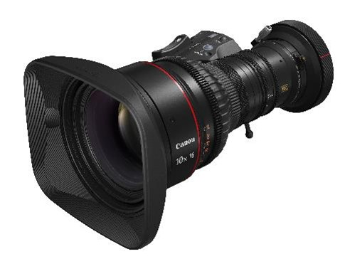 Canon Expands Lineup of Ultra High Resolution 8K Broadcast Camera Lenses with The 10×16 KAS S Portable Zoom Lens