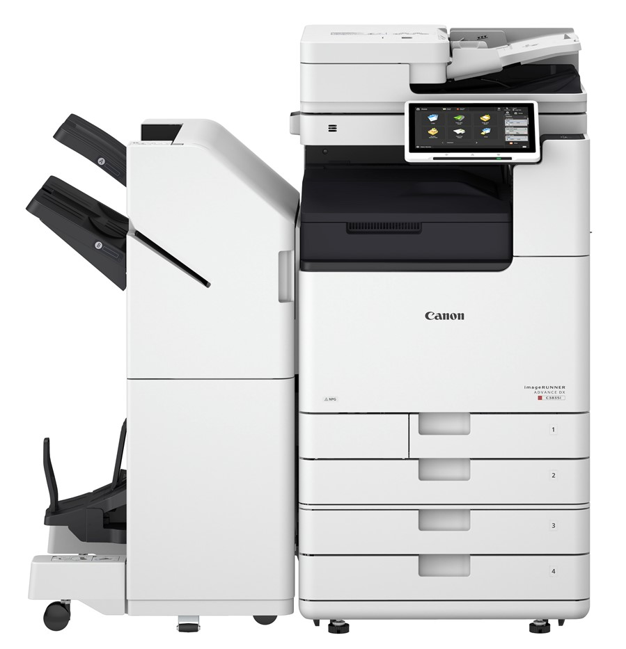 Canon's New Multi-function Devices Meet Diverse Needs of Businesses Operating in the New Normal