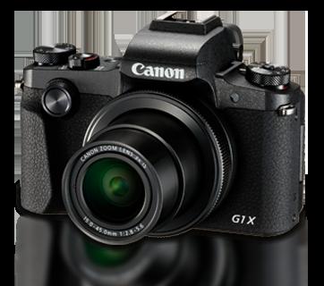 Máy ảnh Canon PowerShot G1 X Mark III (Ảnh 1)